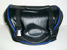 "LENMAR Camera Bag Organizer Case Adjustable Compartment Black NEW 7""x9""x4"""