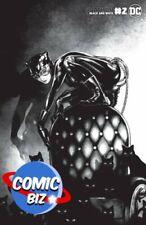 BATMAN BLACK & WHITE #2 (OF 6) (2021) CATWOMAN BY KAMOE SHIRAHAMA VAR ($5.99)