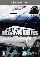 National Geographic - Megafactories - Euro Performance (DVD, 2012, 2-Disc Set)