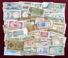 World Paper Lot     100+ Notes       Fine to UNC