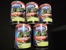 5 Kg Karbid Gas gute Qualität!! Top Preis!! 5kg Calciumcarbid Körnung 7-15mm