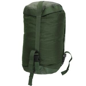 BRITISH ARMY SURPLUS JUNGLE / WARM WEATHER SLEEPING BAG – uk olive green camo
