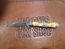 Case Knife: 5111 1/2 SS Case Tested Centennial Hunter Gorgeous Stag Handles