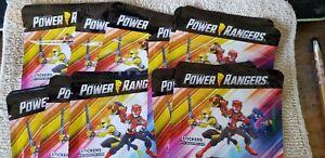POWER RANGERS Sticker Packs Beast Morphers (11 Total) 2019 Sonic Wacky Pack