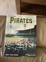 Pittsburgh Pirates 1966 Vintage Original Team Yearbook Baseball Program