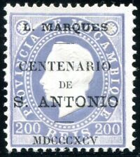 LORENZO MARQUES 1895 21 ungummiert HEILIGER ANONIUS 46€(49143