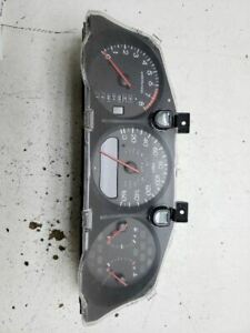 01 02 03 Acura CL Speedometer Cluster Base  78100 S3M A030