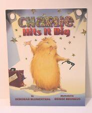 Charlie Hits It Big by Deborah Blumenthal - Paperback Children's Book EUC