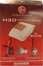 GENUINE HOOVER POWERFORCE H5003 & VC358 VACUUM CLEANER BAGS H30