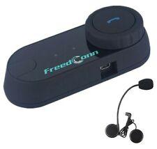 Motorcycle Intercom FreedConn Motorbike Intercom Bluetooth Communication SystemH