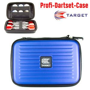 Darttasche Profi Dartset Case XL Wallet Darts-Tasche | TARGET Takoma XL Blau