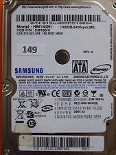 160 GB Samsung hm160hi/2007.12/PCB: mango rev.03 #149