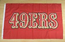 San Francisco 49ers Flag 3x5 FT Banner