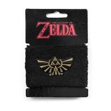 Lootcrate July 2015 Exclusive Legend of Zelda Triforce Wrist Sweatband