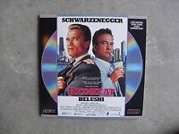 Red Heat Movie Laserdisc Arnold Schwarzenegger