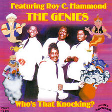 GENIES feat. ROY C. HAMMOND - Who's that knocking? CD