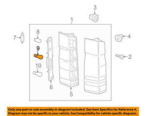 Mercedes MERCEDES-BENZ OEM 12-15 C350-Exterior Bulb 000000008156