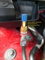 Spezial Adapter Hochdruck Niederdruck LP-HP Schnellkupplung für Klimaanlagen