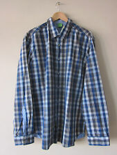 HUGO BOSS Regular Collar Fitted Casual Shirts & Tops for Men