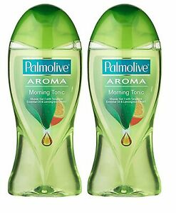 Palmolive Aroma Therapy Morning Tonic Shower gel (250ml x 2, Pack of 2)