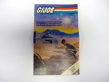 GI JOE A REAL AMERICAN HERO CATALOG Vintage Brochure Booklet COMPLETE 1985