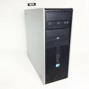 HP COMPAQ DC7900 CMT INTEL CORE 2 DUO E8400 @ 3.00GHz/ 4 GB/ 500 GB/ WIN 10 W270