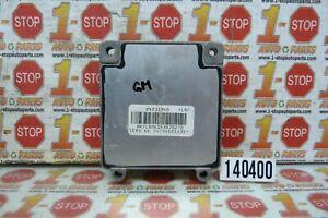 2007-2013 GMC SIERRA 1500 TRANSMISSION COMPUTER MODULE TCU TCM 24234503 YLNM OEM