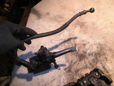 1983 Honda VF750 F crotch front brake master cylinder lever broke