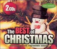 Countdown Singers : Best of Christmas CD