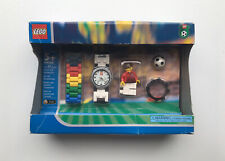 Vintage New In Box LEGO Kids - Rare Watch Set Soccer (Football) 4193356