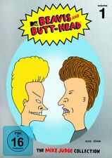 Beavis and Butt-Head (Butthead): Mike Judge Collection Vol 1 * UK Compatible DVD