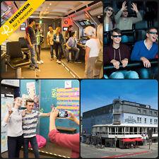 3 Tage 2P 4★ Hotel München Bavaria Filmstadt Kurzurlaub Hotelgutschein Urlaub