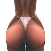 Women Seamless Bandage Panties Briefs Underwear Knicker Thongs G-String New Lot