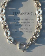 Tiffany & Co Argento Sterling Braccialetto 1837 CERCHI
