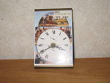 *NEW* Horloge Mouton 13,5x9cm