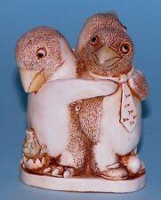 "Harmony Kingdom box Tjpe ""Unexpected Arrival"" 1994/2000, penguin, alligator Nib"