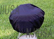 "BBQ Grill Cover fits Weber Smokey Joe Silver Serving IndoorOutdoor round 14""-15"""