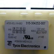 Transformer Primary 277/380/415 to secondary120V 60VA 50/60hz Tyco Electronics