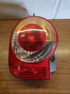 03-08 RENAULT MODUS N/S PASSENGER SIDE REAR LIGHT 8200212205
