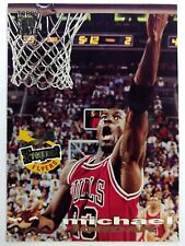 1993-94 Topps Stadium Club Frequent Flyers Michael Jordan #181, Chicago Bulls