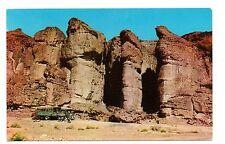Israel - TARJETA POSTAL- - Las minas de la Rey Salomon cerca de Eilat ( i 2160)