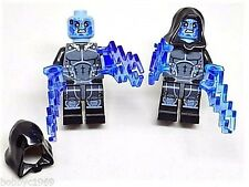 Handmade LEGO® Electro Marvel Cufflinks Silver Plated, Gift Boxed!