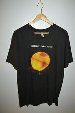 COLDPLAY PARACHUTES World Tour 2016 T-Shirt Mens XL