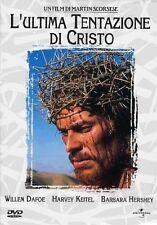 Dvd L'ULTIMA TENTAZIONE DI CRISTO - (1988)   ......NUOVO
