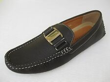J'S Awake Mens Shoes NEW $45 Boston Brown Driver Loafer 9 M