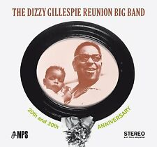 THE DIZZY GILLESPIE REUNION BIG BAND 20th & 30th Anniversary (2016) CD album NEW