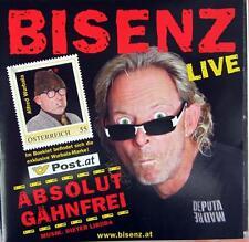 CD / BISENZ / LIVE / MIT AUTOGRAMM / RARITÄT /