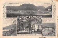 Laube Kohlers Restaurant Antique Postcard J55000