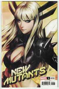 NEW MUTANTS [2020] #1 ARTGERM VAR - 1st Print - NM/New/Unread Comic Book!