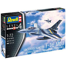 REVELL F-16 Mlu 100th Anniversary 1:72 Aircraft Model Kit 03905
